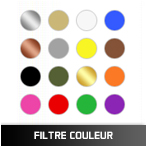 Color filter now available !