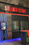 Soldier Story's booth at Hobby Expo 2017 (Part 1)
