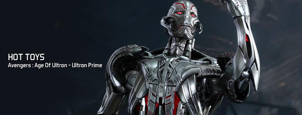 figurine Avengers : Age Of Ultron - Ultron Prime
