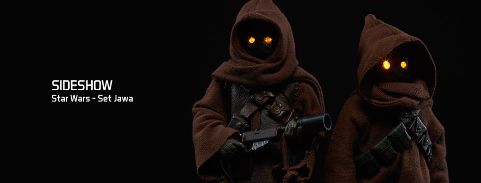 figurine Star Wars - Set Jawa
