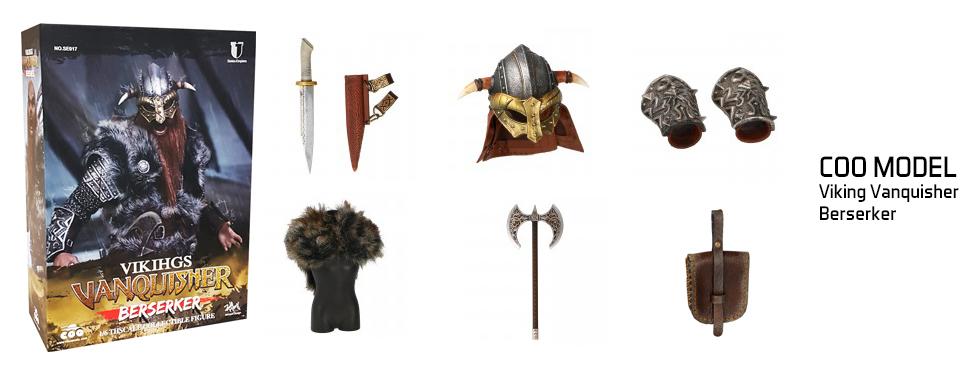 figurine Viking Vanquisher - Berserker