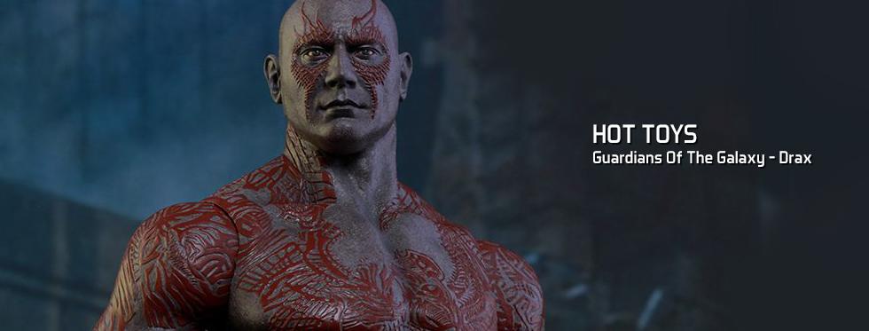 figurine Guardians Of The Galaxy - Drax