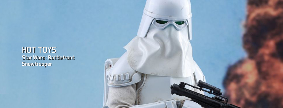 figurine Star Wars : Episode V - Snowtrooper