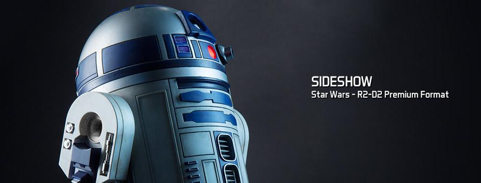 figurine Star Wars - R2-D2 Premium Format