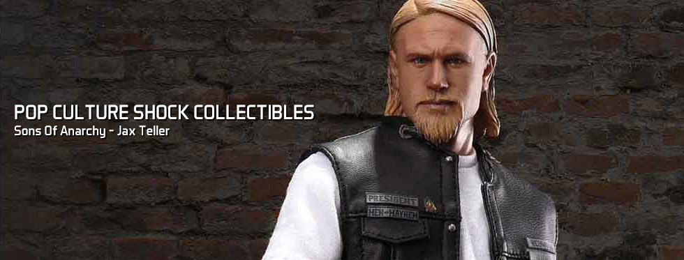 figurine Sons Of Anarchy - Jax Teller