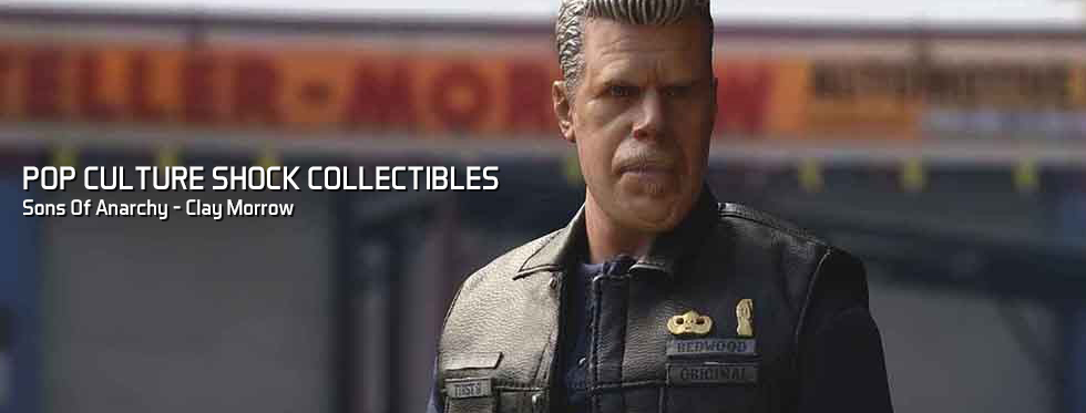figurine Sons Of Anarchy - Clay Morrow