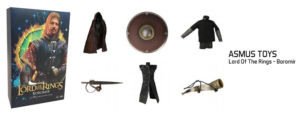figurine Lord Of The Rings - Boromir