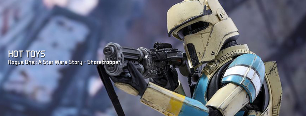 figurine Rogue One : A Star Wars Story - Shoretrooper