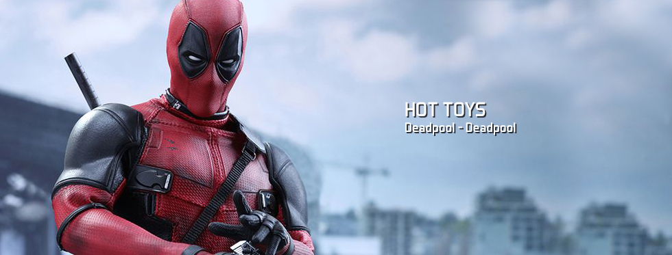 figurine Deadpool - Deadpool