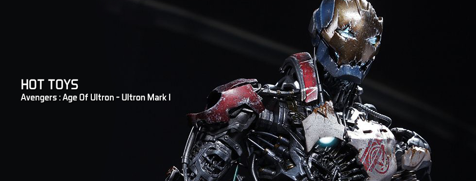 figurine Avengers : Age Of Ultron - Ultron Mark I