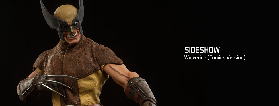 figurine Wolverine (Comics Version)