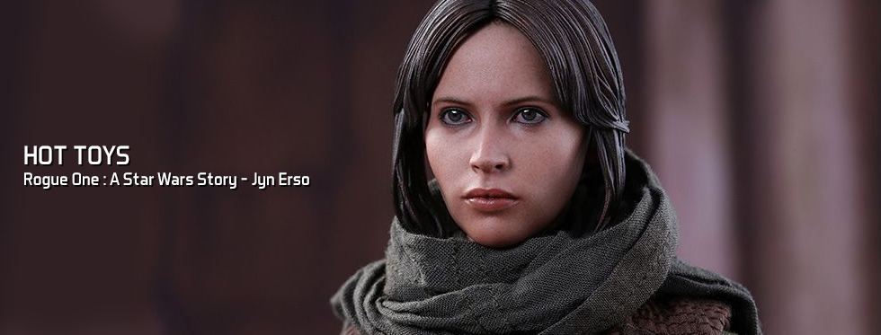 figurine Rogue One : A Star Wars Story - Jyn Erso