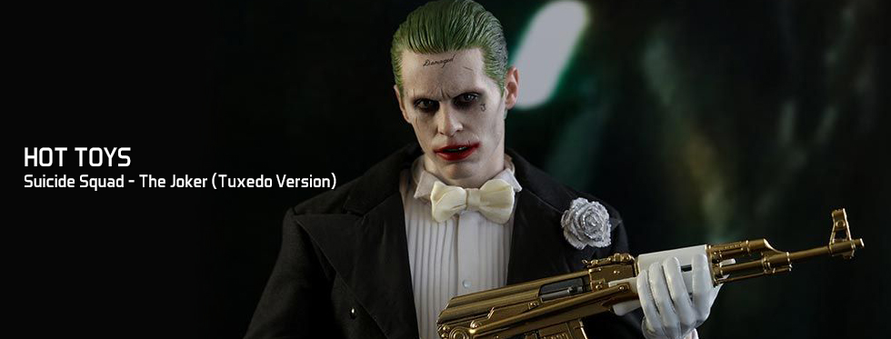 figurine Suicide Squad - The Joker (Tuxedo Version)