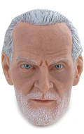 Headsculpt Charles Dance
