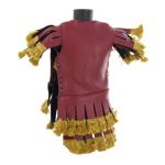 Tenue Ptéryge de Légionnaire Romain en cuir (Rouge)