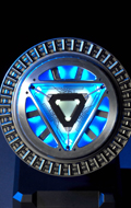 Arc Reactor Mark IV Props Replica