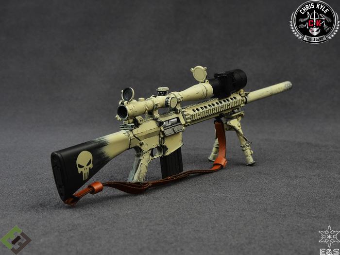 American Sniper Toys : Mk mod mm rifle chris kyle