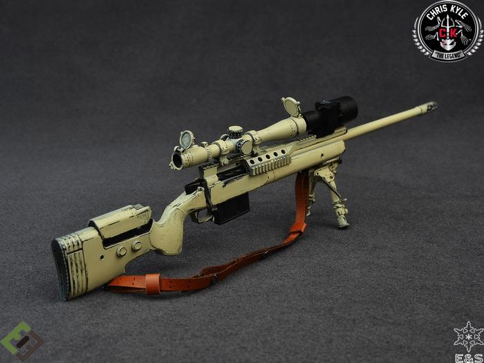 American Sniper Toys : Tac rifle chris kyle