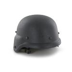 PASGT black helmet