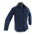 Chemise BDU SWAT avec insignes (Bleu)