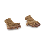 Lightweight FR Gloves (Brown)