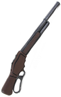 Winchester Rifle (Brown)