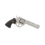 Die cast Python 357 Revolver (Silver)