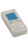 Diecast Cellphone (Silver)