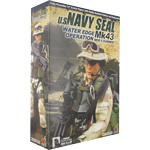 US Navy Seal Water Edge