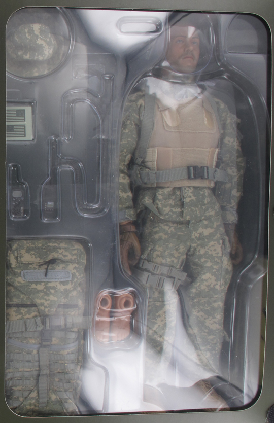 US Army Special Force Sniper (Special Edition)