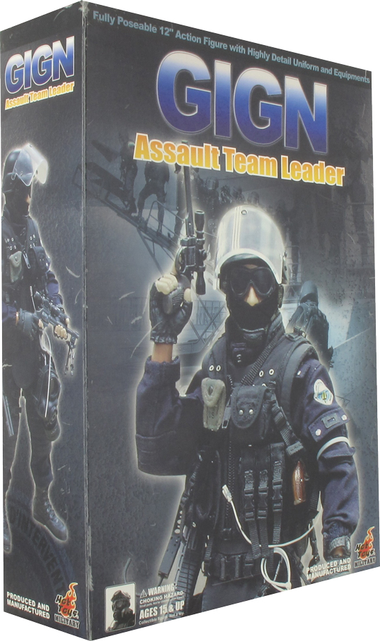 GIGN Assault Team Leader