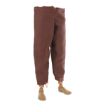 Roman General Pants (Brown)