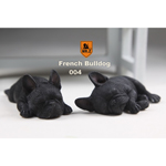 Set chiens French Bulldog (Noir)