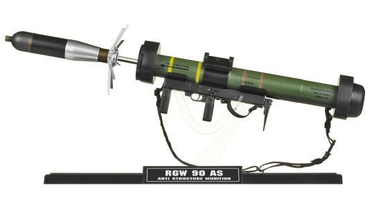 RGW 90-AS - Anti Structure Munition (Olive Drab)