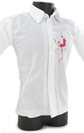 Bloody Shirt (White)