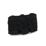 Triple Magazines Pouch (Black)