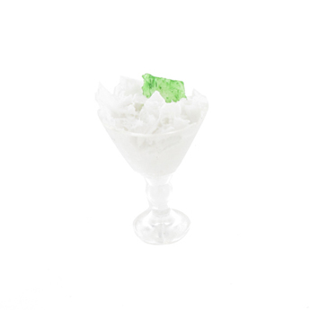 Coupe de fromage blanc