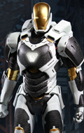 Iron Man 3 - Mark XXXIX Starboost Die Cast