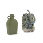 Water bottle w/ ACU pouch