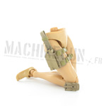 Safariland holster w/ kit Molle