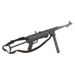 Diecast MP40 Submachine Gun (Black)