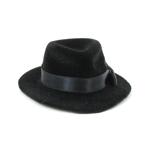 Velvet Hat (Black)