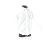 Chemise forte corpulence (Blanc)