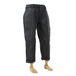 Large Size Suit Pants (Black)