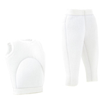 Bust and Legs Padding (White)
