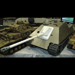 Sd.Kfz.173 Jagdpanther Metal Kit