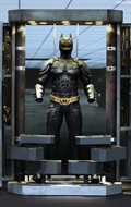 The Dark Knight - Batman Armory with Batman Figure