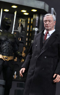 The Dark Knight - Batman Armory with Alfred Pennyworth