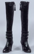 Female High Boots (Black)