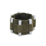 Leg Band Holder with Flares (Olive Drab)